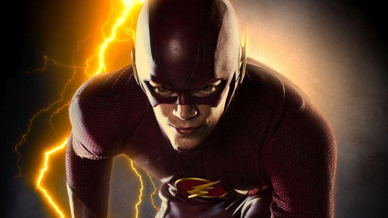 the flash full suit image1 The Flash é, oficialmente, a maior estreia da história da CW