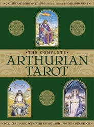 Complete Arthurian Tarot and Wicca Deck