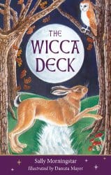 The Wicca Deck, by Sally Mornignstar