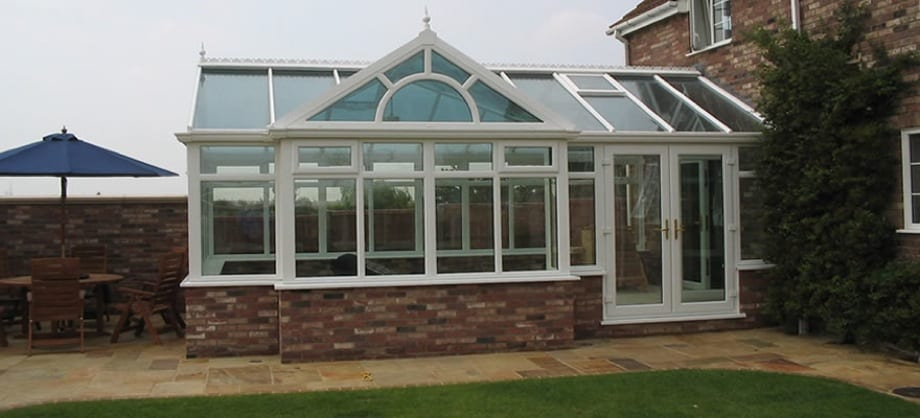 Double Glazing Conservatories in Lincolnshire