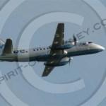 Leaving Kirkwall Airport