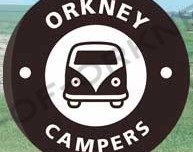 Genuine VW Camping in Orkney