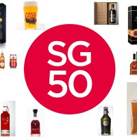A Spirited SG50 Collection