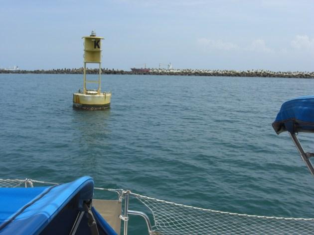1-marina bouyage