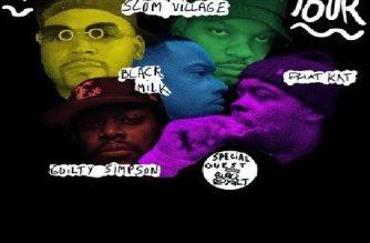 Slum Village – To Headline Dilla Day 2016 & Announces New World Tour With Black Milk