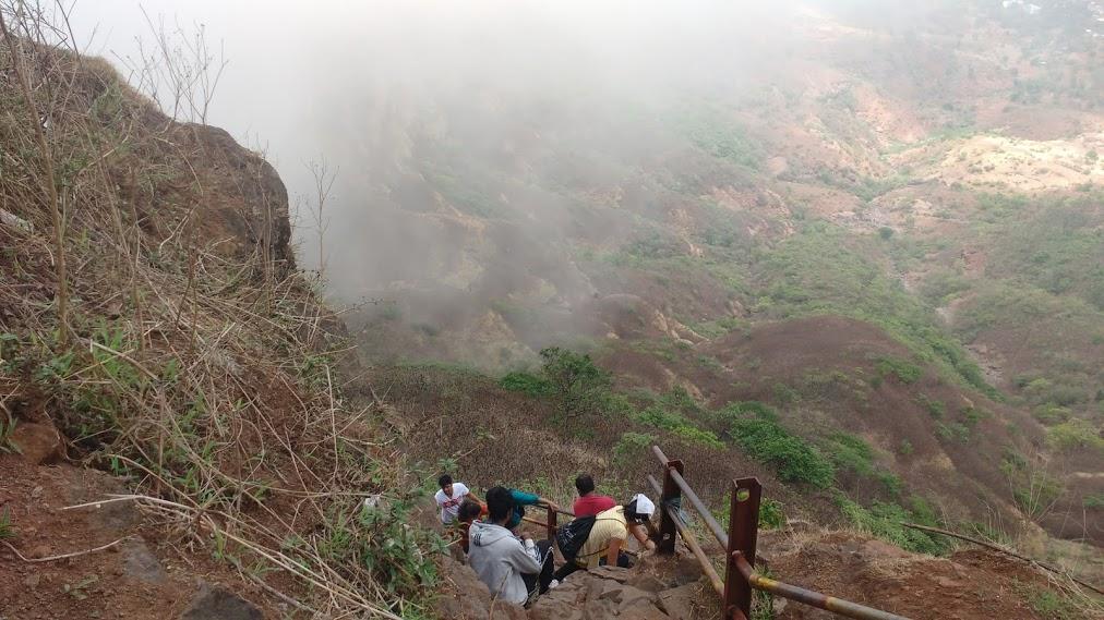 Breathtaking Trek to Torna Fort