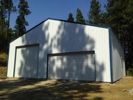 Pole, Fabric & Steel Building Construction