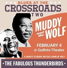 Muddy and the wolf