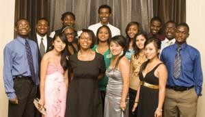 2012 C.O.P.E. scholars Photo courtesy of C.O.P.E.