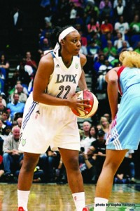 """Monica Wright: """"It's all about heart and who wants it more."""" Photo by Sophia Hantzes"""
