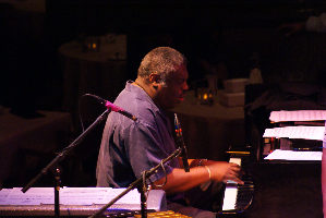 The late Mulgrew Miller Photo by Jamal Denman