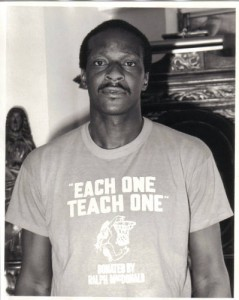 """Earl """"The Goat"""" Manigault"""