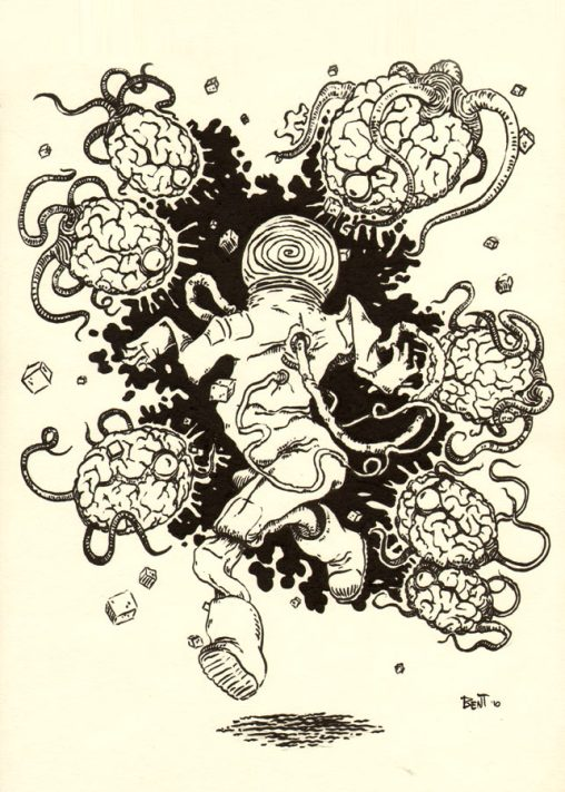 Dead Astronaut - Psychic Drain