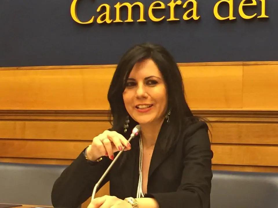 L'on. Daniela Sbrollini (deputata e responsabile Sport & Welfare per il PD)