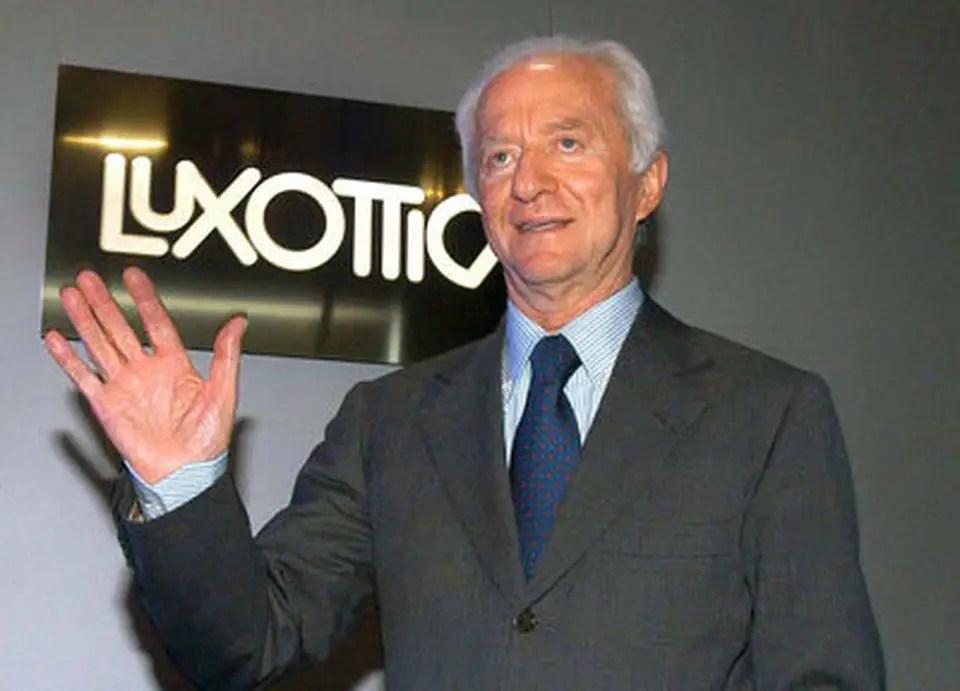 Luxottica: ecco le nozze con Essilor, colossale operazione da 50 miliari