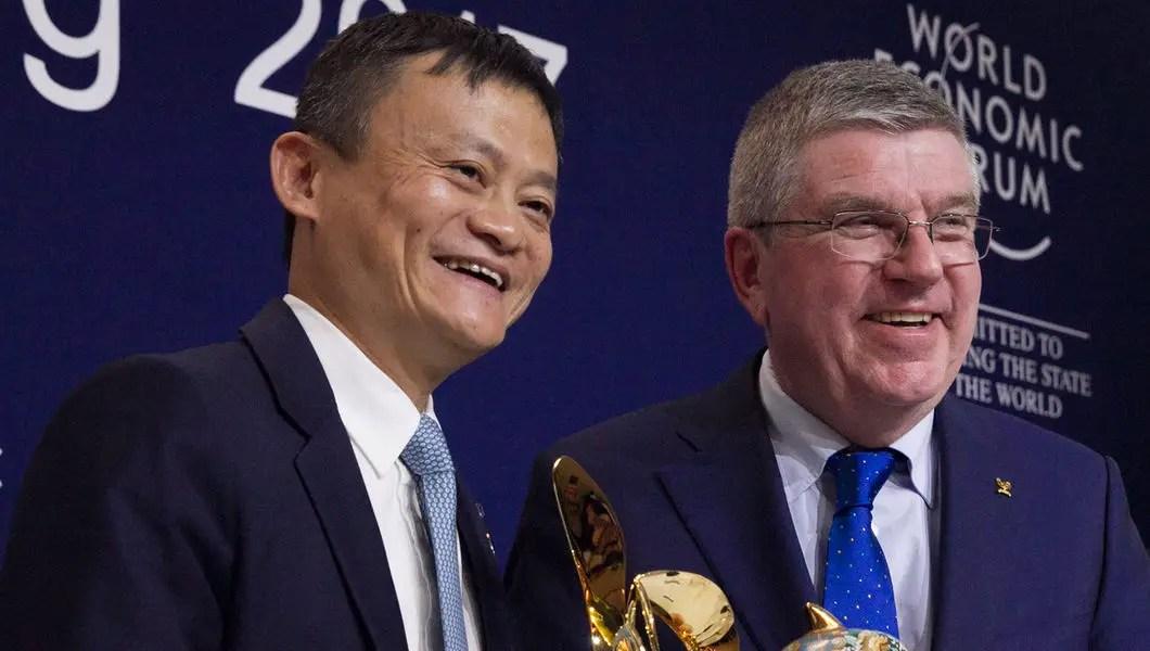 Alibaba, un e-commerce per le Olimpiadi