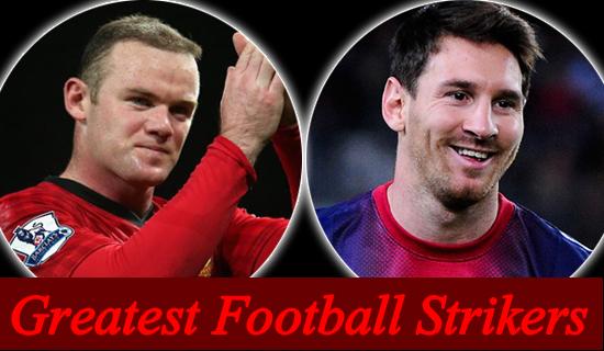 Best Football Striker