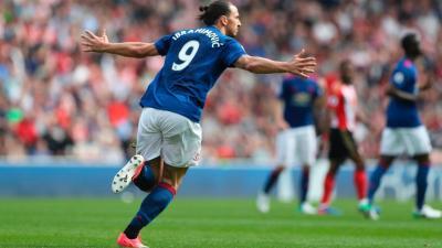 Sunderland 0-3 Man United: Zlatan Ibrahimovic reaction ...