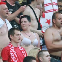 21.7.2016 Praha ČR / sport/ fotbal/ Slavia/ Druhé předkolo ligy mistrů mezi SK Slavia Praha versus FC Levadia Tallinn Foto CPA