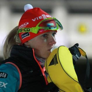 16.12.2016 Nove mesto na Morave / svetovy pohar/ biatlon/ sport/ sprint/zeny/ foto CPA