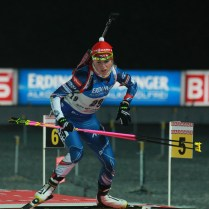 Susan 16.12.2016 Nove mesto na Morave / svetovy pohar/ biatlon/ sport/ sprint/zeny/ foto CPA