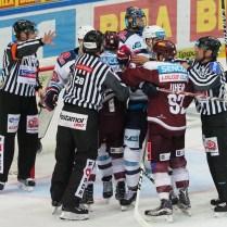 15.10.2017 Praha / sport/ hokej / HC Sparta / Chomutov/ FOTO CPA
