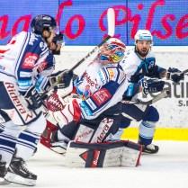 Ve středu 10. ledna 2018 se v plzeňské Home Monitoring Aréně odehrál hokejový zápas 31. kola TipSport Extraligy ledního hokeje mezi celky HC Škoda Plzeň a HC Vítkovice Ridera. ROMAN TUROVSKÝ