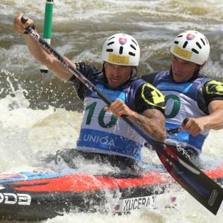 2.6.2018. Praha / Troja / Sport/ vodni slalom / ME /MISTROVSTVÍ EVROPY ve vodnim slalomu 2018 - PRAHA-Troja FOTO CPA
