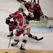 1. kolo hokejové Tipsport extraligy HC Sparta Hradec Kralove foto CPA