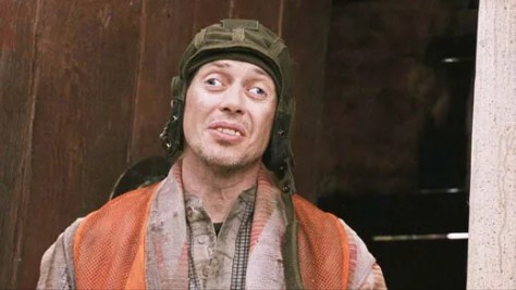 Buscemi crazy eyes