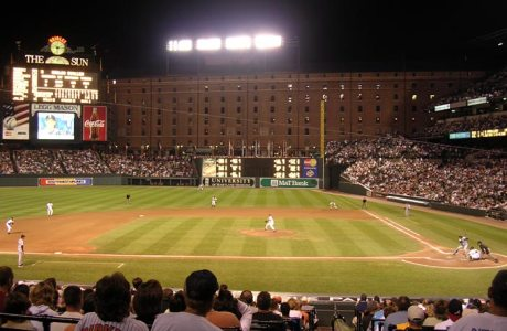 Oriole Park at Camden Yards Old