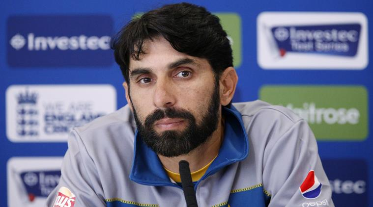 Misbah to say good bye to international cricket after WI Test series