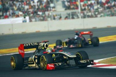 F1: AirAsia soigne son image grâce au sponsoring