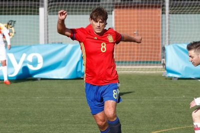 El Real Madrid ficha al hijo de Julen Guerrero - SPORTYOU