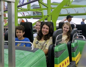 Roller Coaster State Fair