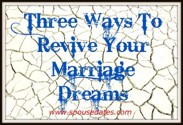 marriage dreams