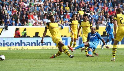 TSG 1899 Hoffenheim gegen den BVB (Borussia Dortmund): Das 1:1 im Liveticker zum Nachlesen