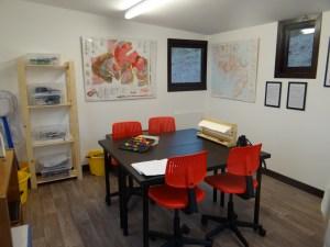 Studio Environmental Activity Room