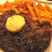 Hearty Steak Frites @ Les Bouchons, Ann Siang Road