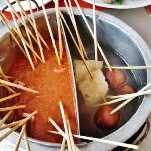 Malacca Satay Lok Lok Buffet @ Malaysia Local Delights