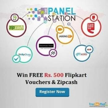 Flipkart free vouchers
