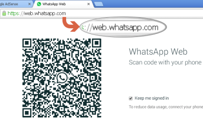 Quick Introduction to Whatsapp Web