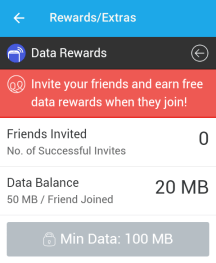 hike refer and earn free data