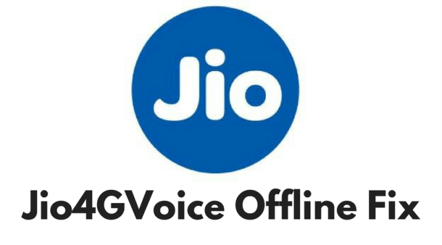 jio 4g voice not working