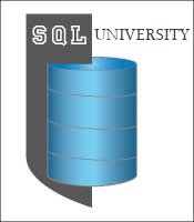 The new SQL University Logo