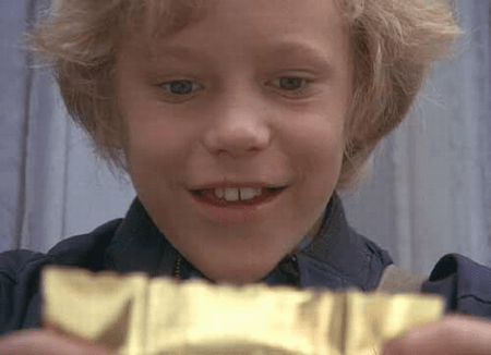 The role of Willy Wonka played by The Community