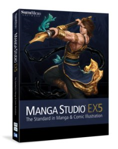 MangaStudio5exBox
