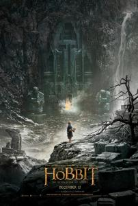 "The second in the three part film adaptation of JRR Tolkien's ""The Hobbit"""