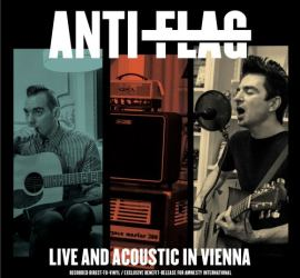 Anti-Flag Vienna EP