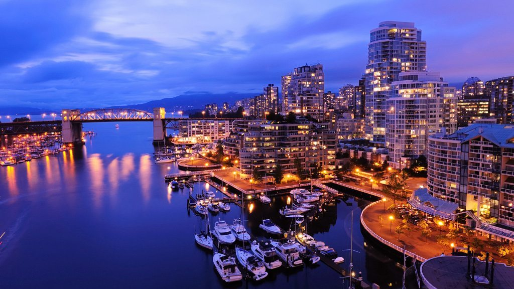 Vancouver Night Photography – www.sridar.com